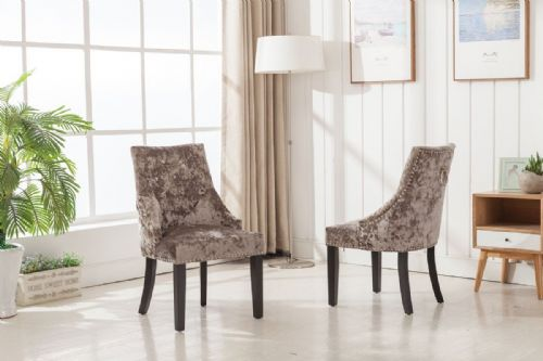 Kensington Silver Dining Chair